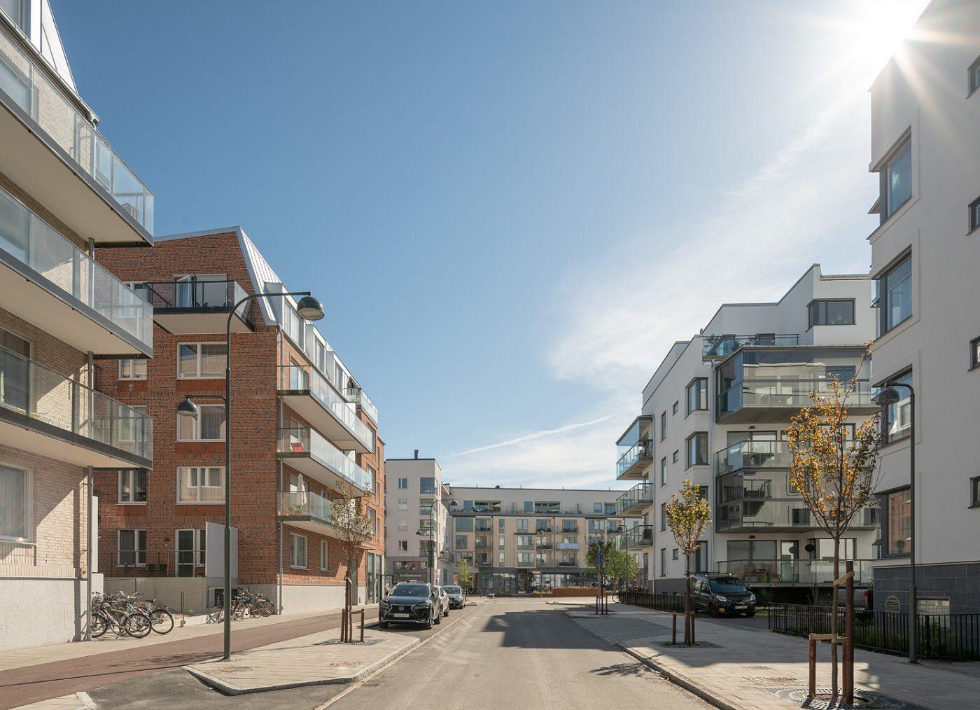 Övre Vasastaden, Linköping