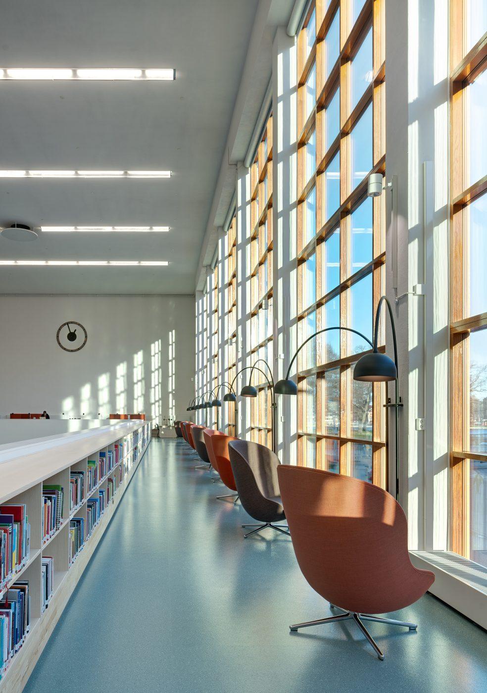 Mälardalens Högskola, campus Eskilstuna