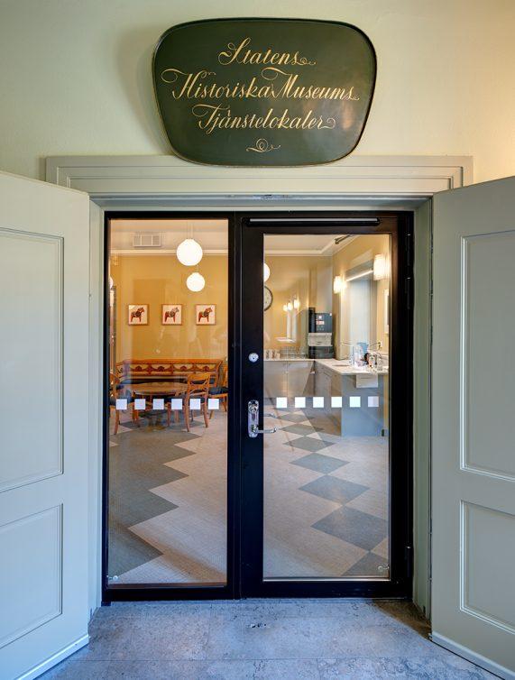 Historiska muséet kontor