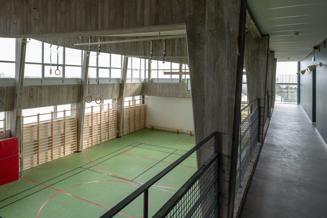 S:t Görans gymnasium, kv Vallgossen