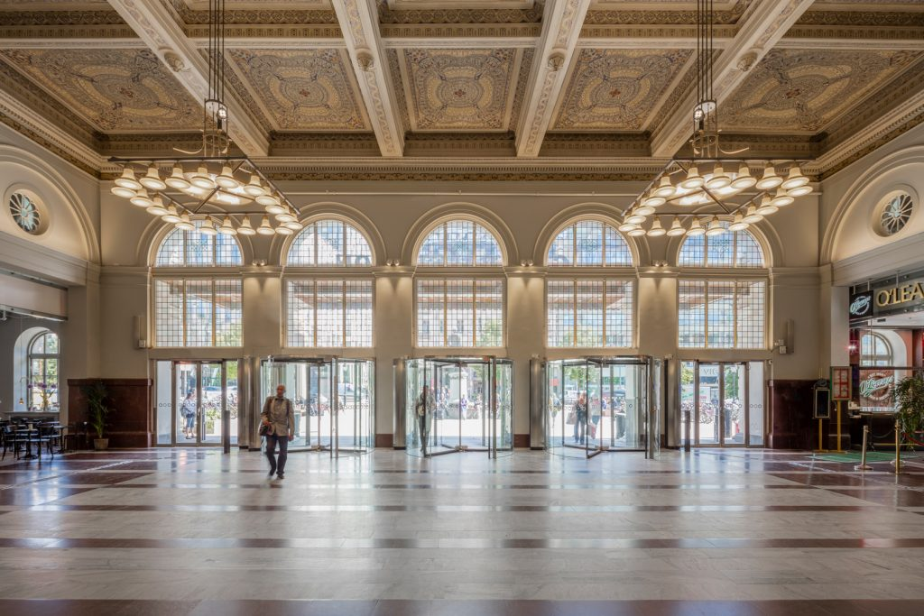 Entréhallen, Stockholms centralstation