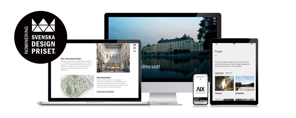 Nominering Svenska Designpriset